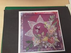Get Your Art Out – The Gallery – Barbara Gray Blog Barbara Gray Blog, Something Old, Lace Flowers, Stencils, Product Launch, Gallery, Artwork, Crafts, Plates
