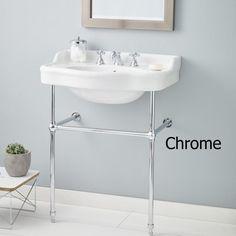 Bathroom Sinks Essex lowes: cheviot essex white wall-mount rectangular bathroom sink