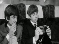 The Beatles on Ringos transistor radio discovered!