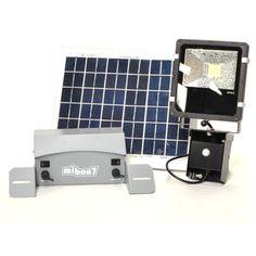 miSolar 20W PIR Motion sensor Solar Security Light, Solar Flood Lights, Solar Energy, Usb Flash Drive, Lighting, Projects, Solar Power, Log Projects, Blue Prints