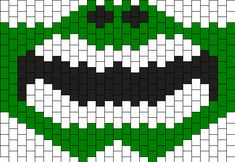 how to make a kandi mask hulk - Google Search