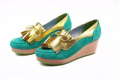 Perrito bomba by Blendshop Medellín, via Flickr Wedges, Shopping, Shoes, Fashion, Bombshells, Women, Moda, Zapatos, Shoes Outlet