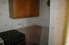 Original Kitchen- Project 1