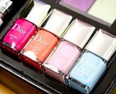 dior, nails, and nail polish kép Dior Nail Polish, Dior Nails, Pastel Nail Polish, Nail Polishes, Nails 2016, Cosmetics & Perfume, Nail Envy, Nails Inspiration, How To Do Nails