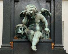 angel & skull