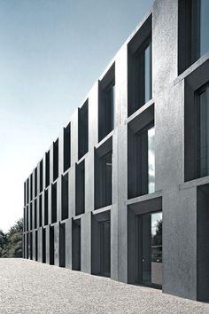 Center for Media and Social Work / Bumiller Architekten