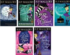 Jolie Wilkins series by H.P. Mallory Reading Order list at http://paranormalromancereads.com
