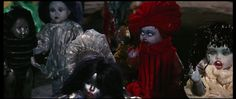 barbarella creepy dolls