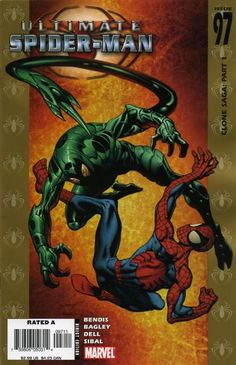 Ultimate Spider-Man Sep. 2006 #97