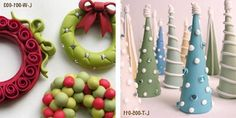 Handmade Polymer Clay Christmas Ornament Crafts For Holidays