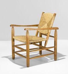Collecting Charlotte Perriand's Wood Furniture : Architectural Digest