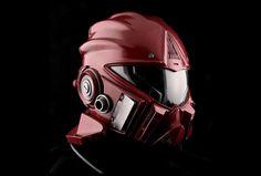 Pacific Rim - Helmet details