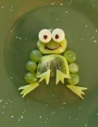 Kiwi frog | Healthy Food Guide