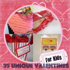 Easy Valentine Ideas For Kids.  Hobby Farm 35 Creative Clever And Unique Valentine Ideas For Kids