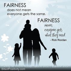 Fairness and justice essay free