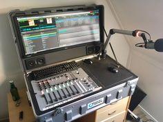 Portable D&R Studio