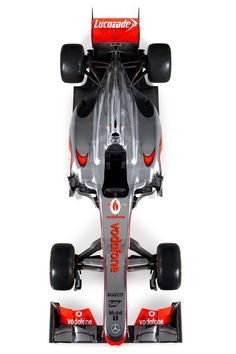 Image rights and ownership are of the Vodafone McLaren Team and courtesy of F1 site F1 Fanatic