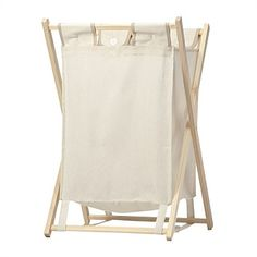 Briscoes - Wooden Folding Laundry Hamper Wooden Laundry Hamper, Devon Cottages, Folding Laundry, Ironing Board Covers, Clothes Basket, Family Bathroom, How To Make Light, Wooden Frames, Kiwiana