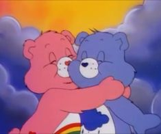 when you aksked me if i like care bears- Theme Animation, Animation Character, Character Art, Retro Room, Cartoon Profile Pictures, Photo Wall Collage, Canvas Collage, Collage Walls, Painting Canvas