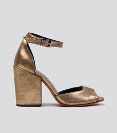 ce7faaa7b3 Gold shoes aren t just for parties. Here shop 17 pairs you can wear