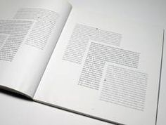 Different type layouts. Paragraphs build on top of each other when scrolling down Idée mise en page Plus Tag Design, Buch Design, Word Design, Cover Design, Magazine Layout Design, Book Design Layout, Print Layout, Text Layout, Editorial Design