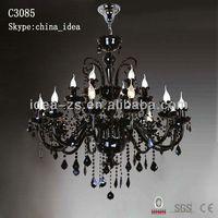 Chandelier, Ceiling Lights, App, Vintage, Home Decor, Chandeliers, Lights, Crystals, Black