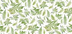 Fern Green - Tapetit / tapetti - Photowall
