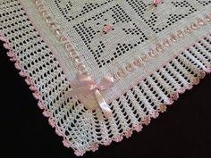 Trabalhos em tricô, crochê e bordado feitos à mão, sob Encomenda. Contato através do e-mail:  vovobaisa@gmail.com