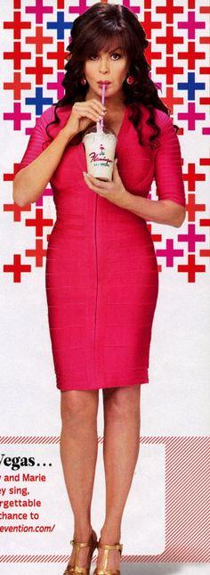 Marie Osmond Prevention Magazine 2012