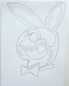 [New] The 10 Best Art Today (with Pictures) -  Rough sketch stage at the moment of the Playboy bunny logo with a bone x-ray if I remember correctly i attempted their logo in highschool but it didn\'t look too good so I showed my grandfather and he helped me fix it up this time did it on my own as i said it\'s in rough sketch stage at the moment will be cleaning it up in a bit #playboy