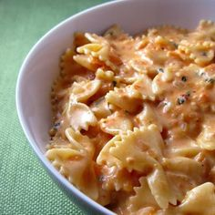 Creamy Tomato Pasta- Add Grilled Chicken to Create a Full Meal