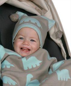 Go ga ga for beautiful baby blankets from Weegoamigo