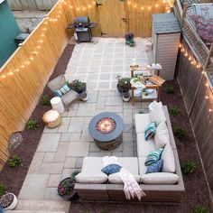 Loweu0027s Spring Makeover: A Posh Patio