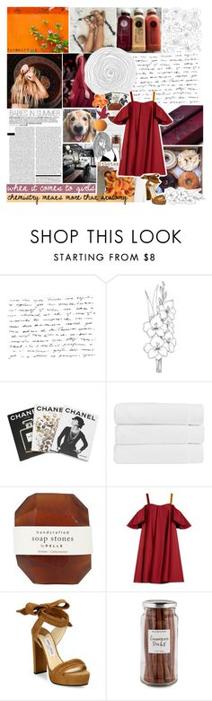 """O2.O5.2O17 // i realized when it comes to girls that chemistry means way more than anatomy //"" by tayswift-1d ❤ liked on Polyvore featuring Elie Saab, MIJA, Assouline Publishing, Christy, Pelle, Anna October, Jimmy Choo, Williams-Sonoma, Aerie and tbotss"