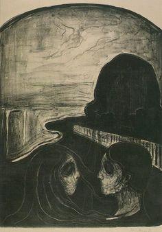 Edvard Munch, Attraction I