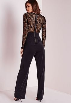Lace Full Jumper | Scandal Look Jumpsuits | Pinterest