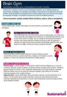 El Cartel del Brain Gym » Actividades infantil