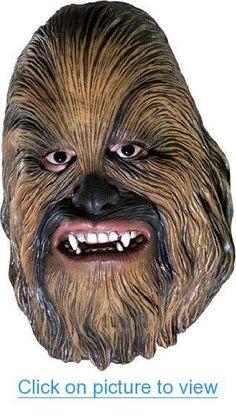 Chewbacca 3/4 Vinyl Mask Costume Accessory #Chewbacca #3_4 #Vinyl #Mask  sc 1 st  Pinterest & 269 best Chewbacca images on Pinterest | Chewbacca Shirts and Stars