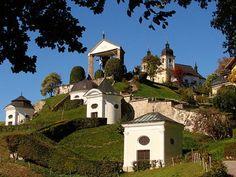 Maria Plain, place of pilgrimage and of power, Salzburg, Austria