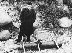 El genio ingeniero de cohetes y mago ocultista Jack Parsons murió hace 60 años; Parsons fue una de las figuras más cautivadoras de la inusual intersección entre la magia y la ciencia