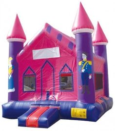 Leaping Lillys Inflatables, Inc. Inflatable - RENTALS - Des Moines