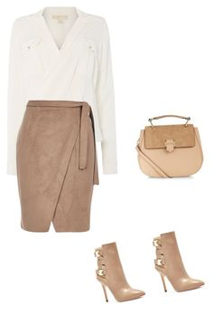 """""""Untitled #229"""" by liakdn ❤ liked on Polyvore featuring moda, Michael Kors, River Island, GUESS, Accessorize, women's clothing, women's fashion, women, female e woman"""