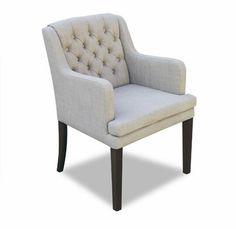 Chair grey living eetkamer stoel