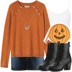 Scott Inspired Halloween Outfit by veterization on Polyvore featuring Toast, Topshop, Lee, Diba, ASOS and ZooShoo