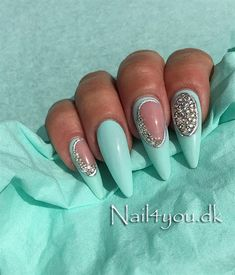 Pastel gele negle - Nails by nail4you from Nail Art Gallery