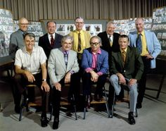 Walt Disney's 9 Old Men! Love, love, love this picture! They certainly don't make them like this anymore.