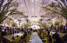 An Enchanted Forest Singapore Wedding at W Hotel Sentosa Cove: Mark and Stephanie
