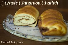 The Challah Blog: Maple Cinnamon Challah