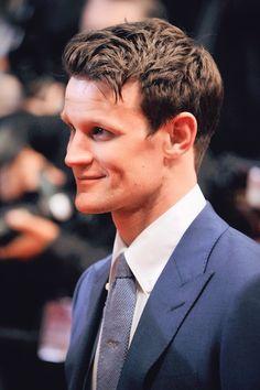 Matt Smith (Eleven) at Cannes