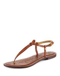 430c445284d2 Sam Edelman Gigi Leather Thong Sandal (CUSP Most Loved!)